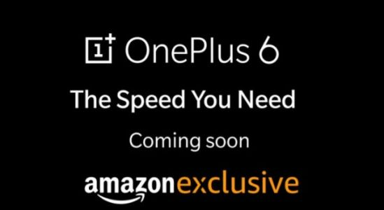 OnePlus 6 registration page goes live tonight in India as launch nears