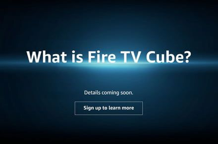 Amazon seemingly confirms the existence of the rumored Fire TV Cube