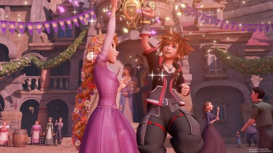 Here's every Keyblade confirmed for Kingdom Hearts 3