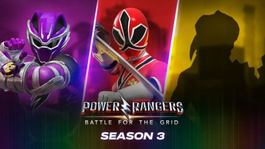 POWER RANGERS: BATTLE FOR THE GRID Announces Season 3 Characters
