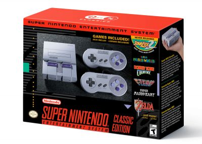 Here's what Nintendo needs to do to make the SNES Classic great