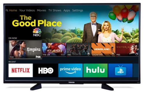 Is it Prime Day already? It might as well be for this 43-inch Fire TV that's down to $179.99