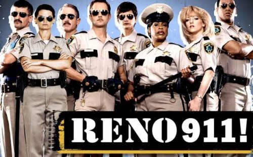 Reno 911! sitcom returns in 2020 on Quibi short-form service