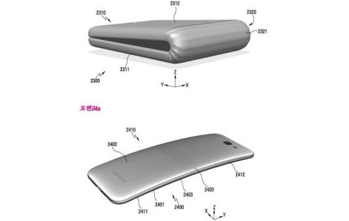Samsung's Fold-able Smartphone Galaxy X receives NRRA Certification