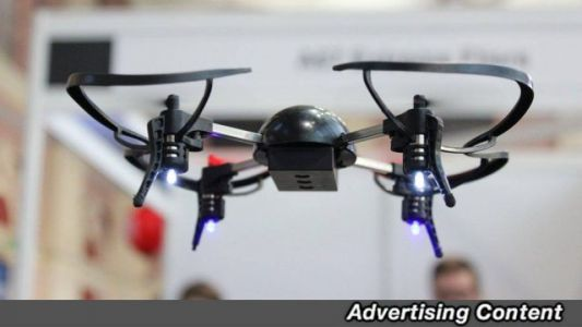 Save Up to 61 Percent On These HD and 4K Camera Drones