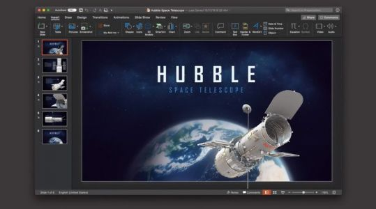 Office for Mac picks up dark mode, Continuity Camera support, and more