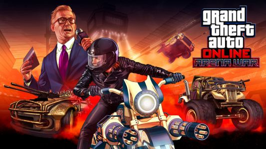 GTA Online Update Adding New Arena War Update, And It Sounds Intense