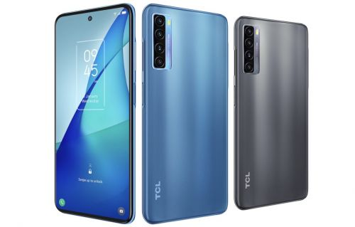 TCL unveils new 20-series smartphones: TCL 20 Pro 5G, 20L+, and 20L