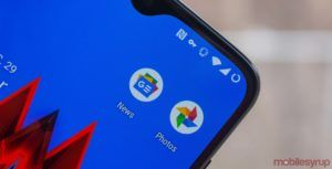 Google Photos update adds live previews of videos