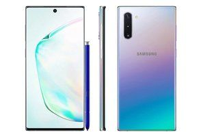 Galaxy Note 10 best feature? Even the base model will have 256GB of storage