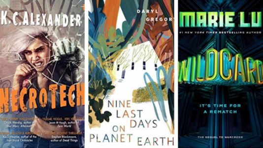The Best in Sci-Fi Books This Week