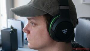 Razer's Kaira Pro is an adequate all-wireless gaming headset for Xbox consoles