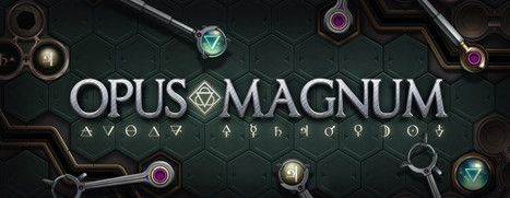 Now Available on Steam - Opus Magnum, 10% off!