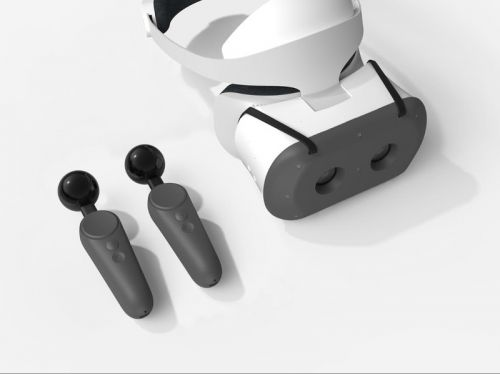 Google reveals new Daydream controllers for Lenovo Mirage Solo