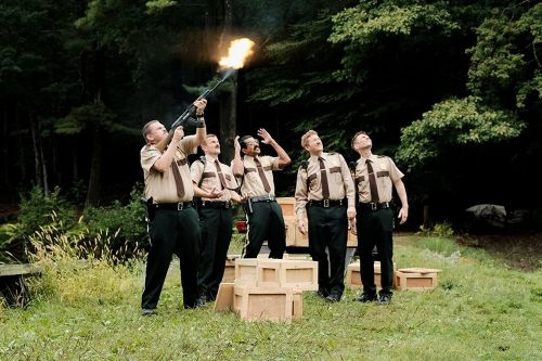 SUPER TROOPERS 2 Is A Funny Sequel But Its No Cult Classic - One Minute Movie Review