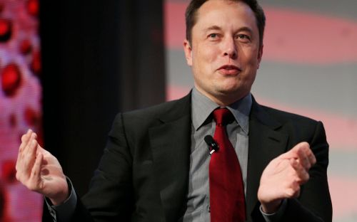 Elon Musk buys 72,500 of Tesla shares