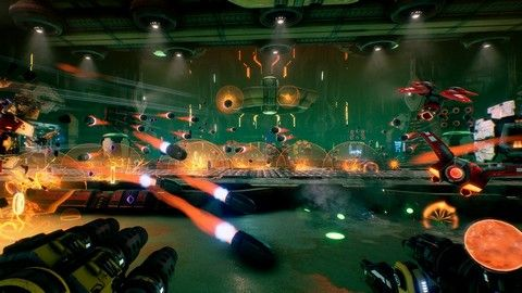 Build Your Own Guns And Take Down An Armada In 'Mothergunship'