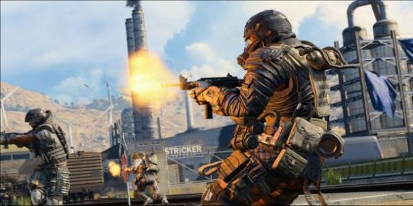 Call Of Duty: Black Ops 4's Blackout Beta Hit 100 Players Before The End