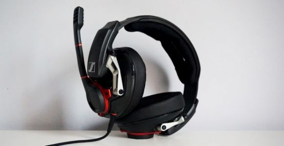 Sennheiser GSP 600 review: Bass overload
