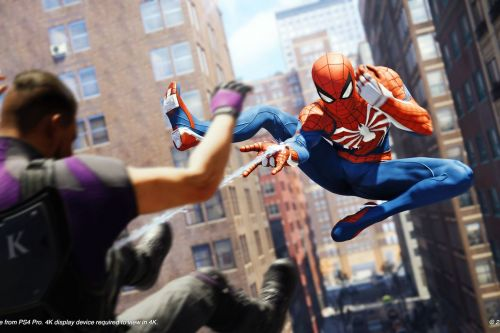 Sony acquires Spider-Man and Ratchet & Clank developer Insomniac Games