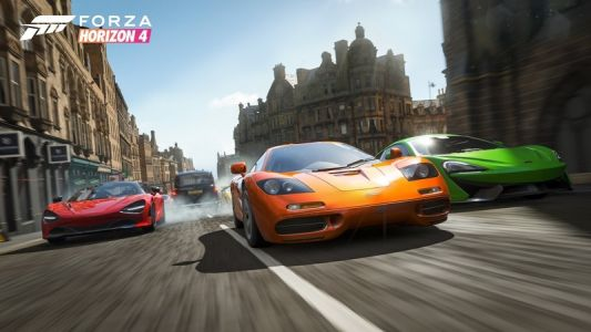 Forza comes to London for the Racing Championship