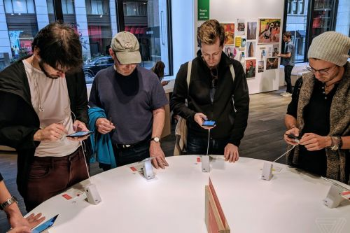 The Pixel 2 costs more at Google's own pop-up stores