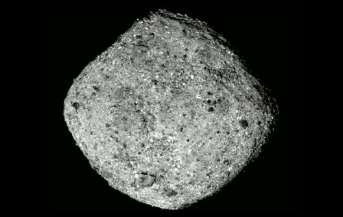 NASA OSIRIS-REx finds water on Bennu asteroid within days of arrival