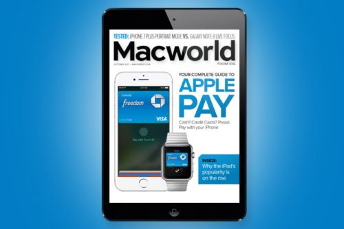 Macworld's October Digital Magazine: Your complete guide to Apple Pay