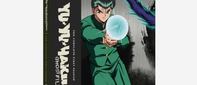 Pre-order the YU YU HAKUSHO Steelbook Blu-ray from Funimation Now