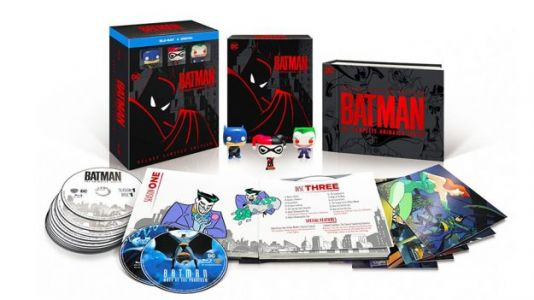 Geek Daily Deals: Batman Animated, Asteroids Arcade, Google Home, and More
