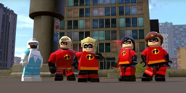 LEGO The Incredibles Gameplay Trailer Includes An Awesome Pixar Easter Egg