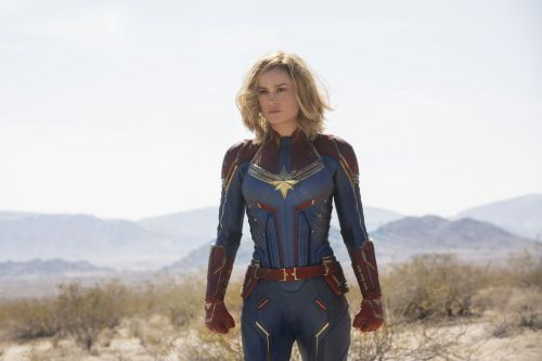 Captain Marvel, explained by the people who reimagined her