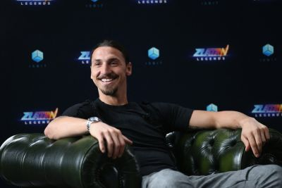 Zlatan Ibrahimovic stars in own iOS game, watch our exclusive interview with the legend here