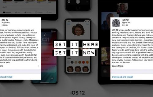 IOS 12 released: 5 new features for your iPhone