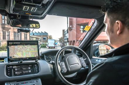 Jaguar Land Rover takes its self-driving cars to public streets