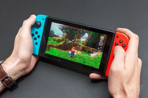 Nintendo has sold 10 million Switch consoles in nine months
