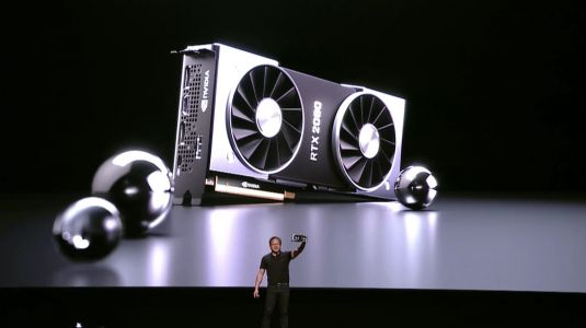 Nvidia GeForce RTX 2080 vs Nvidia GeForce GTX 1080