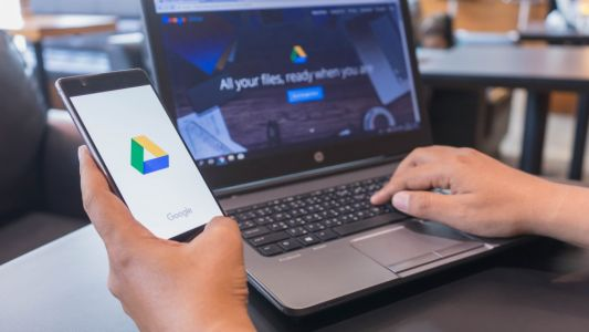 Google is testing full offline storage for Google Drive