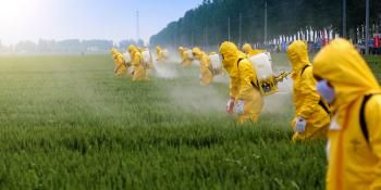 Heavily-Used Pesticide Linked to Breathing Problems in Farmworkers' Children