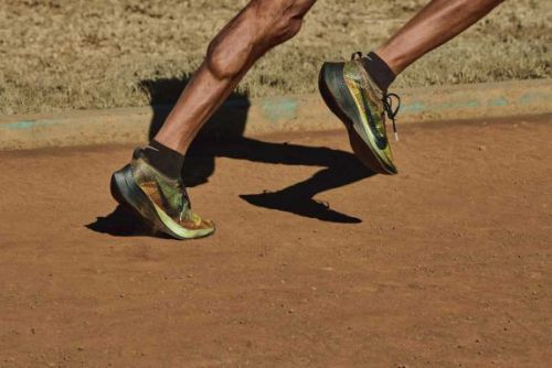 Nike Flyprint is a 3D printed textile upper for shoes