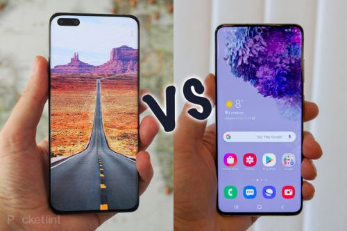 Huawei P40 Pro vs Samsung Galaxy S20+: Stiff competition