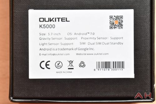 OUKITEL K5000 Review: Long-Lasting Battery Life At Budget Pricing
