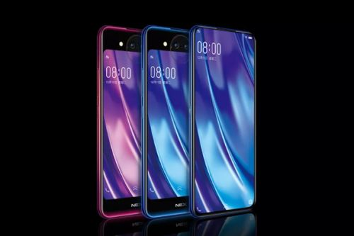 Vivo's revolutionary flagship smartphone has two displays and no notch