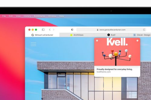 Safari 14 is now available for macOS Catalina and Mojave