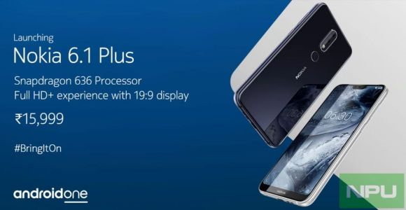Nokia 6.1 Plus along with Nokia 5.1 Plus is set all set to land in Malaysia on 26th of September