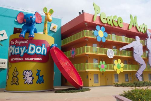 Hasbro just trademarked the smell of Play-Doh