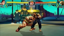 Gamevice shows us how Street Fighter IV: Champion Edition plays with an MFi controller