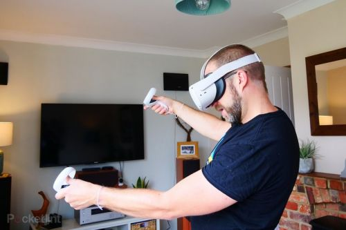 Oculus Quest will soon let you map out your sofa in virtual reality