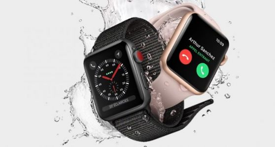 "Il attaque Apple en justice au sujet du marketing ""anti-rayure"" de l'Apple Watch"