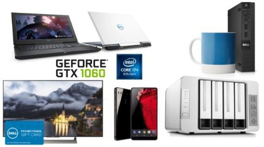 Geek Deals: New Dell G7 Hexacore Gaming Laptop, Over $200 off the Essential Phone 4K Camera Bundle, and more